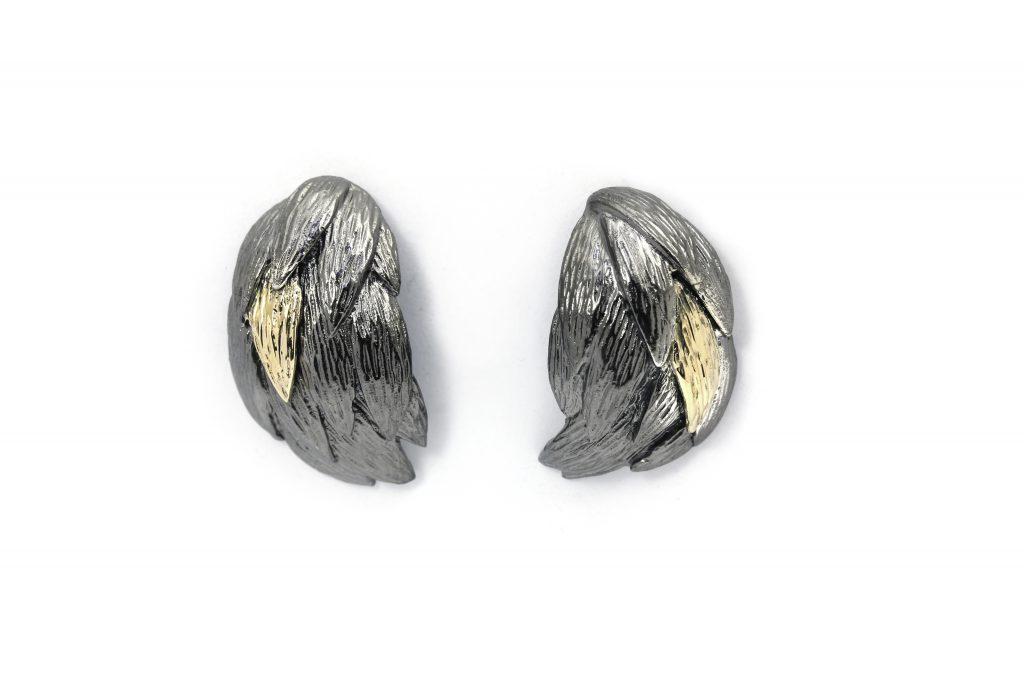 Per Borup Design øreringe smykker hos Juul Smykker & Ure